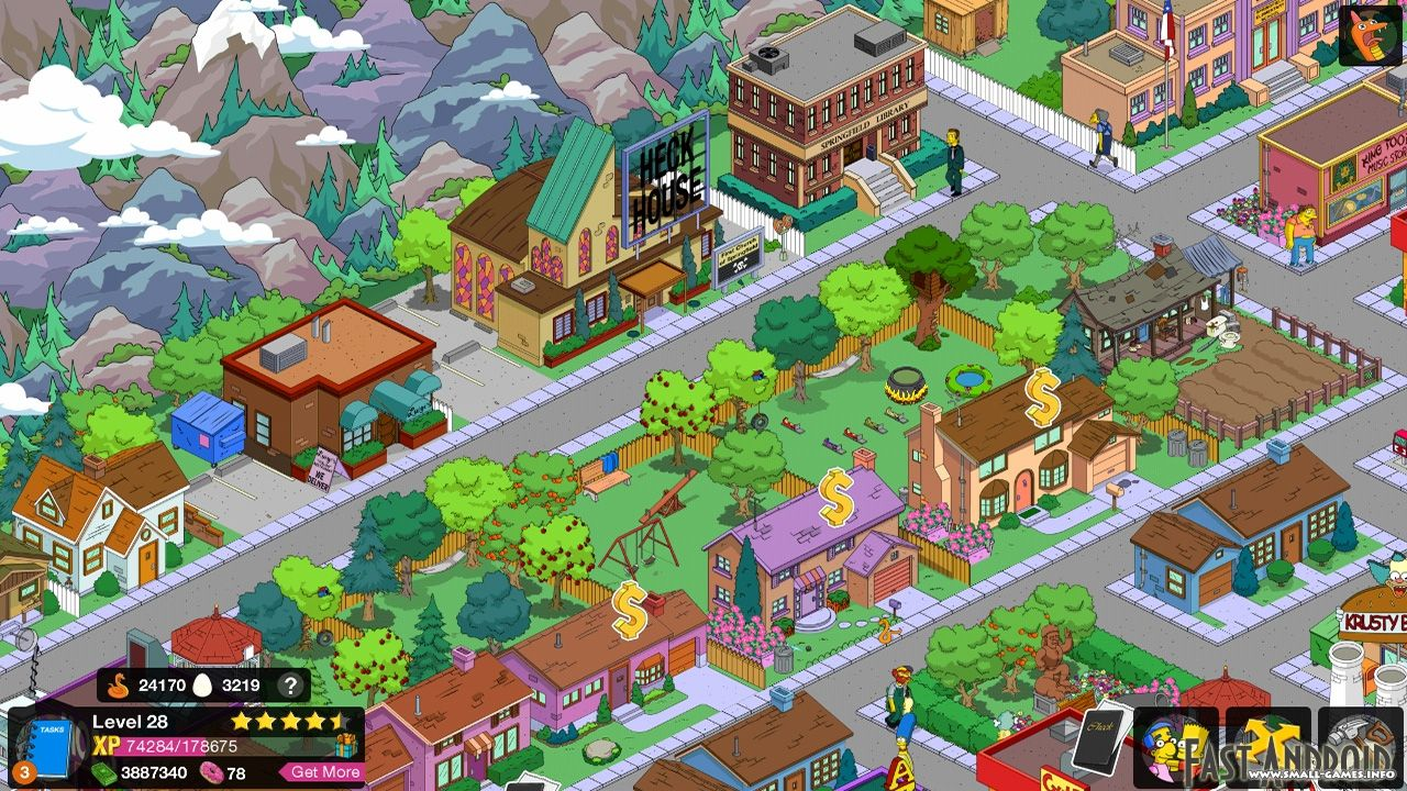 The simpsons game » ppsspp: psp эмулятор для android, ios, windows.