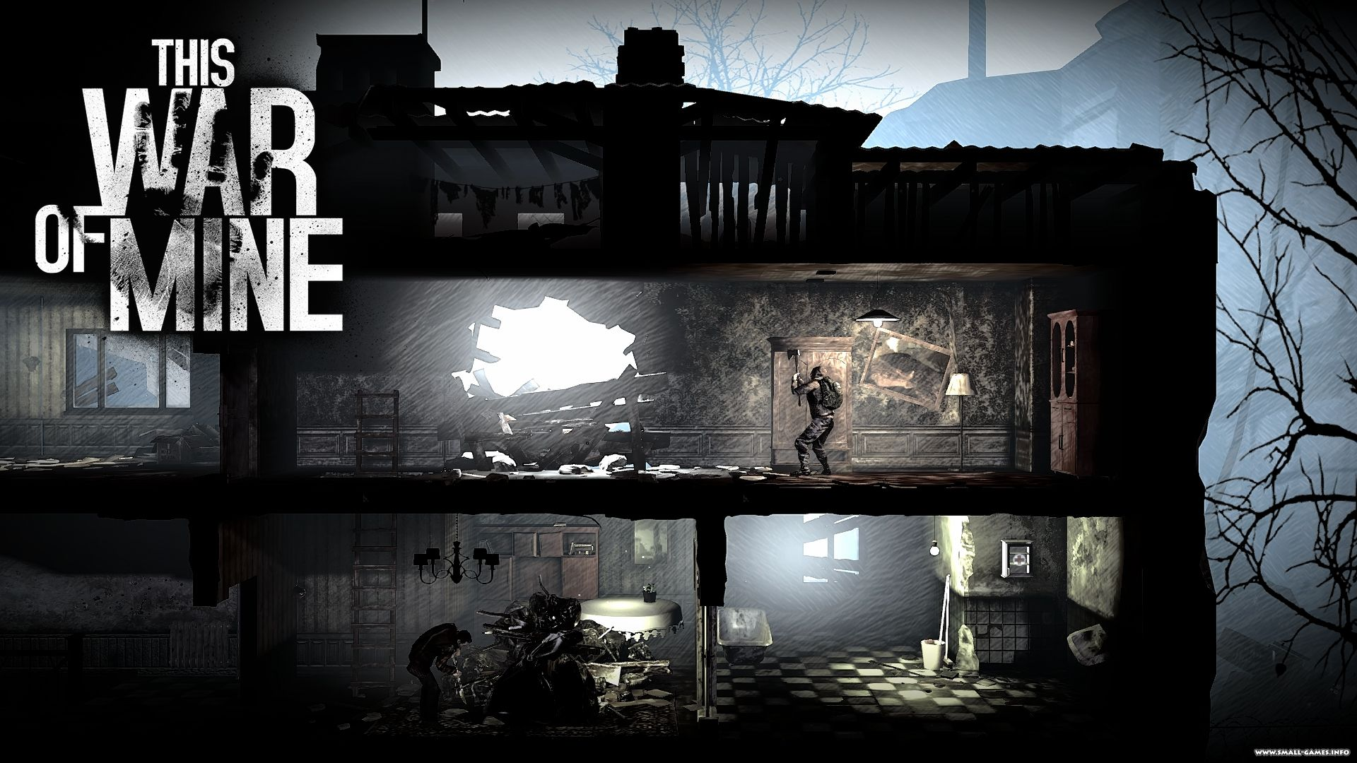 This war of mine: anniversary edition v 4. 0. 0 (2014) pc | repack.