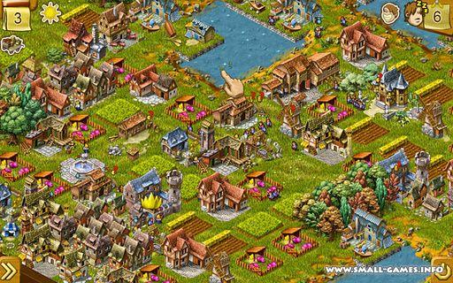 скачать игру Townsmen на компьютер бесплатно на русском - фото 3