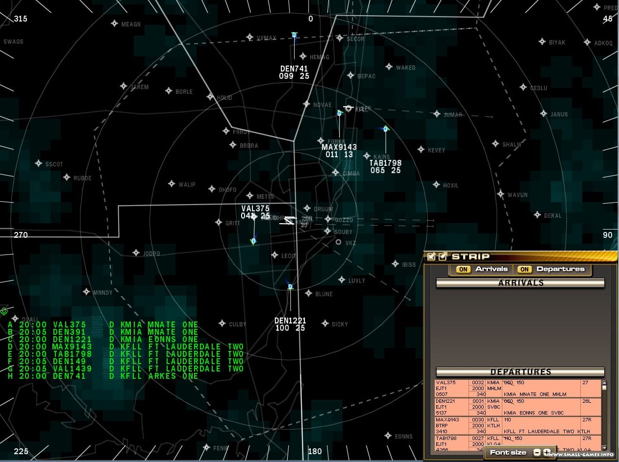 симулятор авиадиспетчера играть онлайн