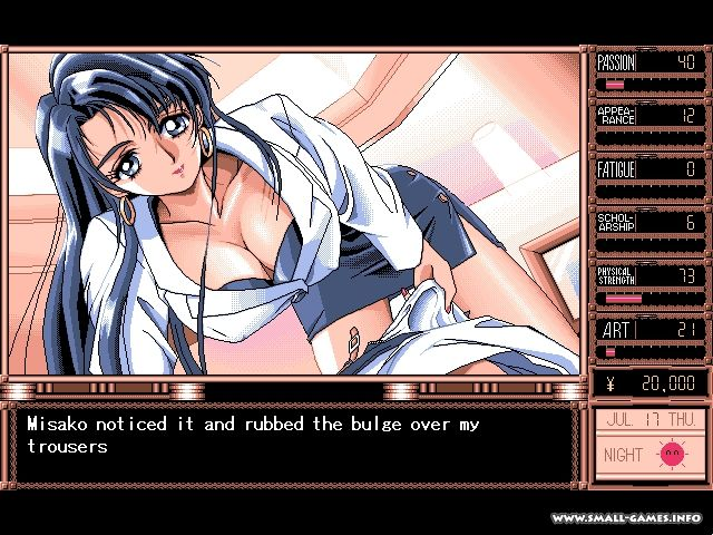 Very game hentai love true