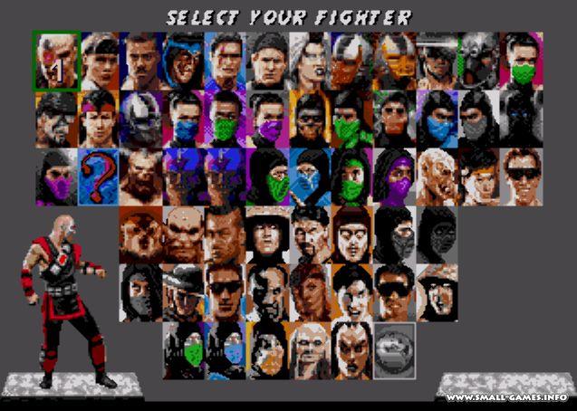 Mortal kombat trilogy plus v2. 0 mugen download | go go free games.