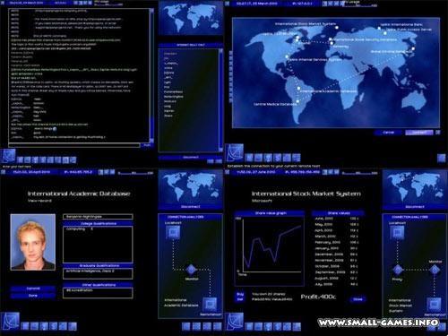 Uplink игра скачать торрент русская версия