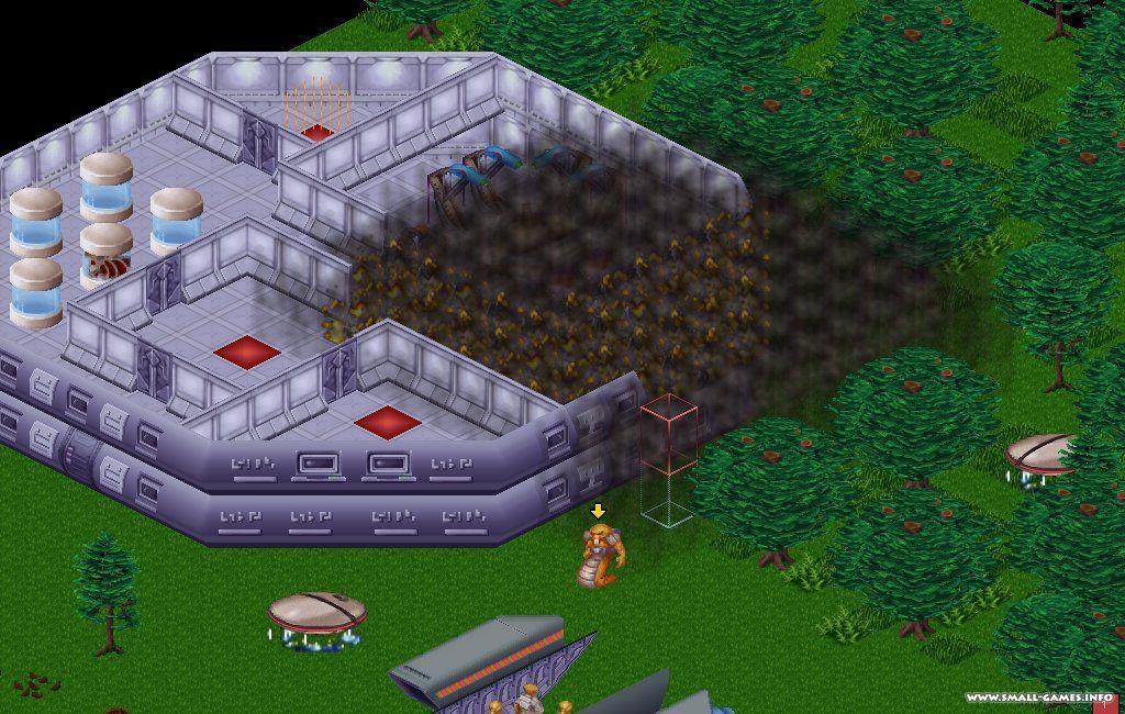 Ufo - The Two Sides v0.99 - скачать игру