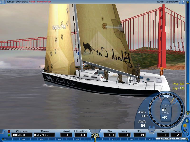 Скачать sail simulator 5 торрент