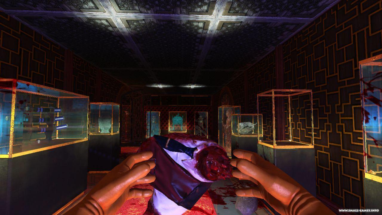 Скачать игру viscera cleanup detail полную версию