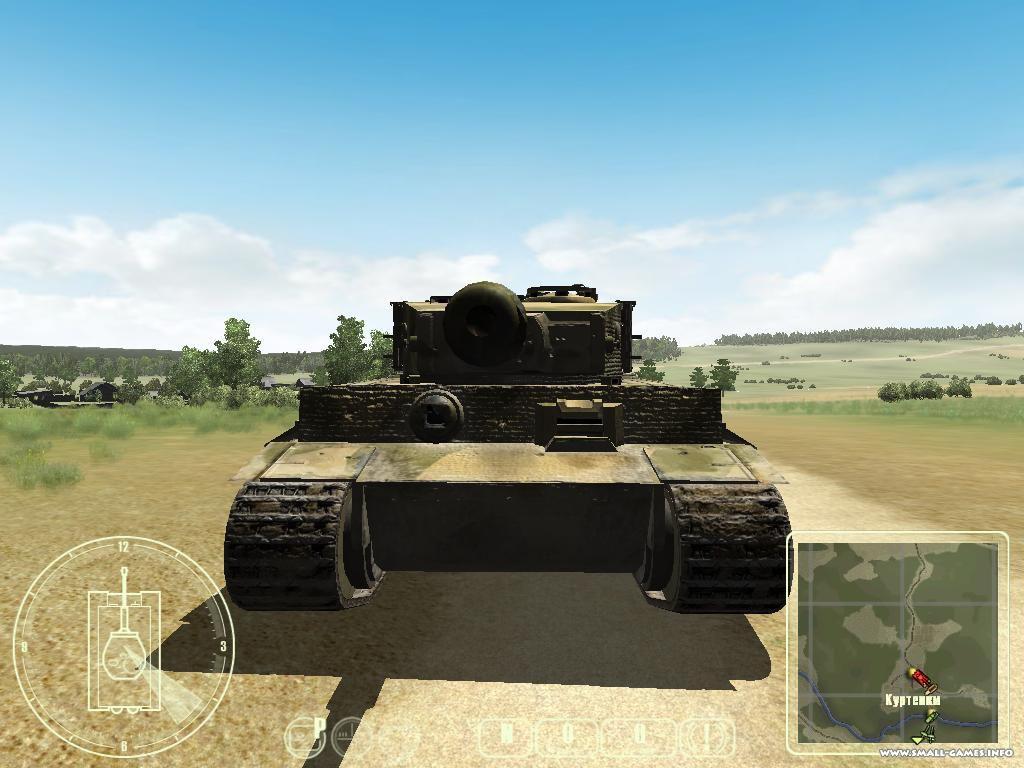 Симулятор танка играть скачать