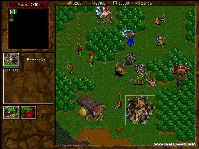 Warcraft 2 Rus скачать