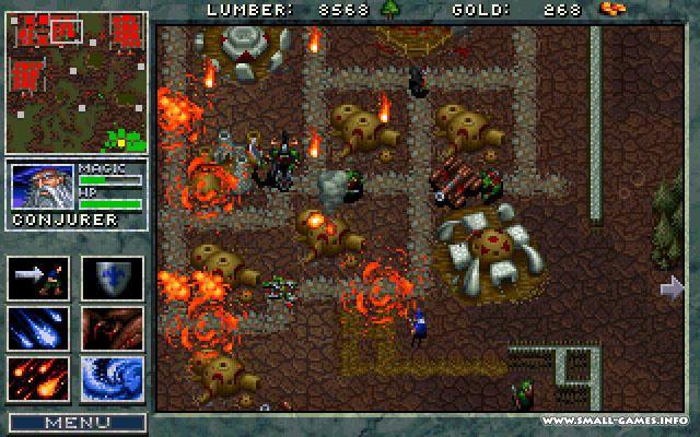 скачать игру warcraft 1 через торрент бесплатно на компьютер