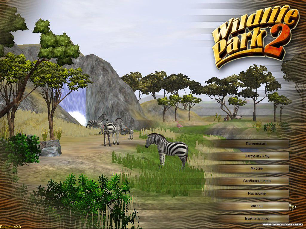 Wildlife Park 3 Скачать Русификатор