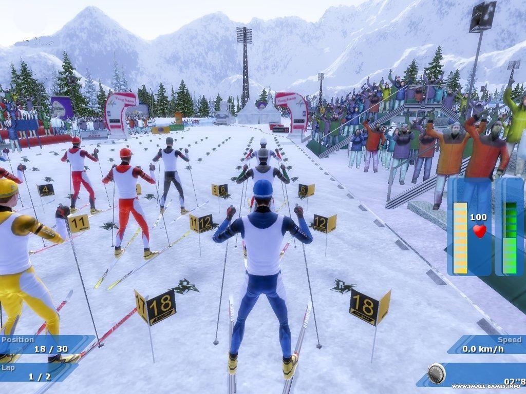 Скачать игры на пк зимние олимпийские игры