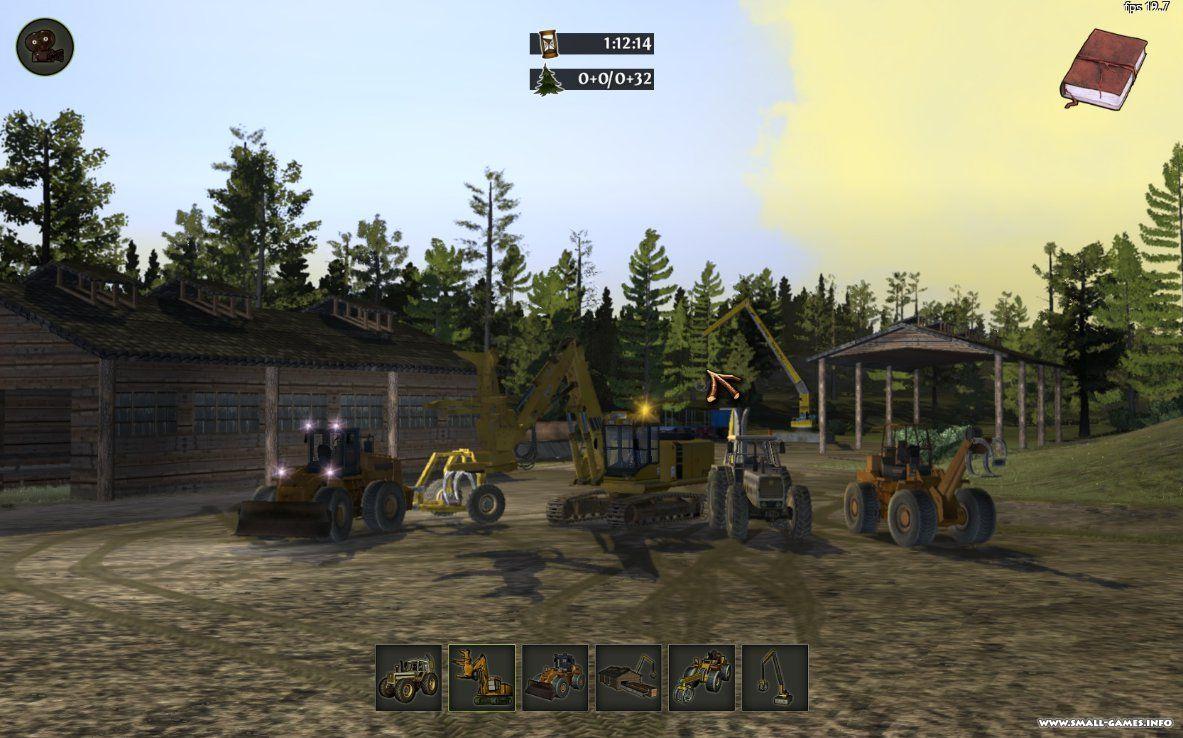 Скачать игры симулятор лесоруб на компьютер