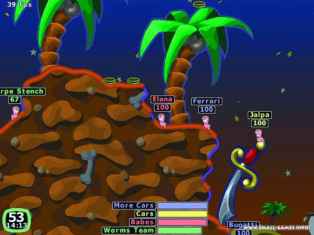 Worms 4: mayhem скачать торрент бесплатно на pc.
