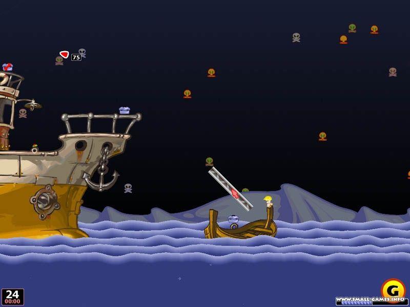 Worms Armageddon Торрент Для Windows 7