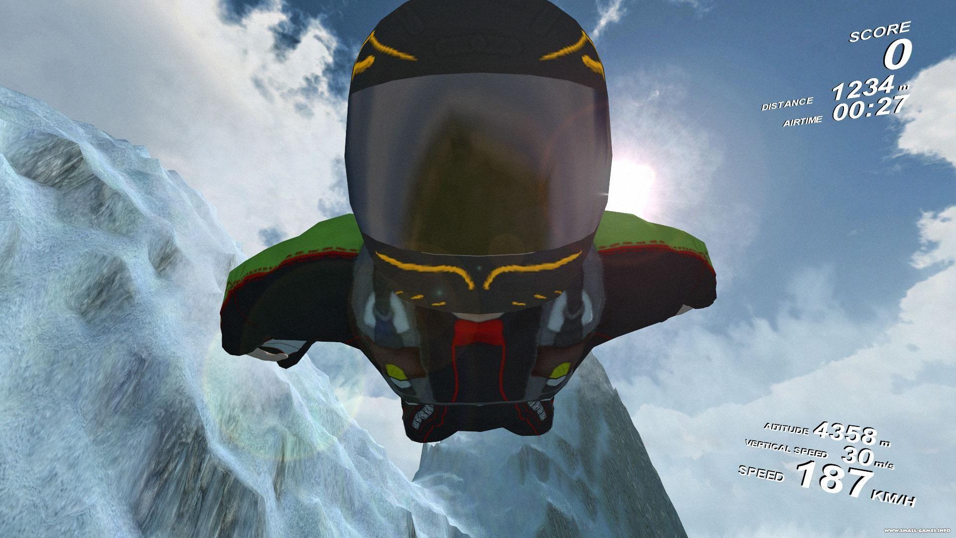 симулятор белки летяги играть онлайн