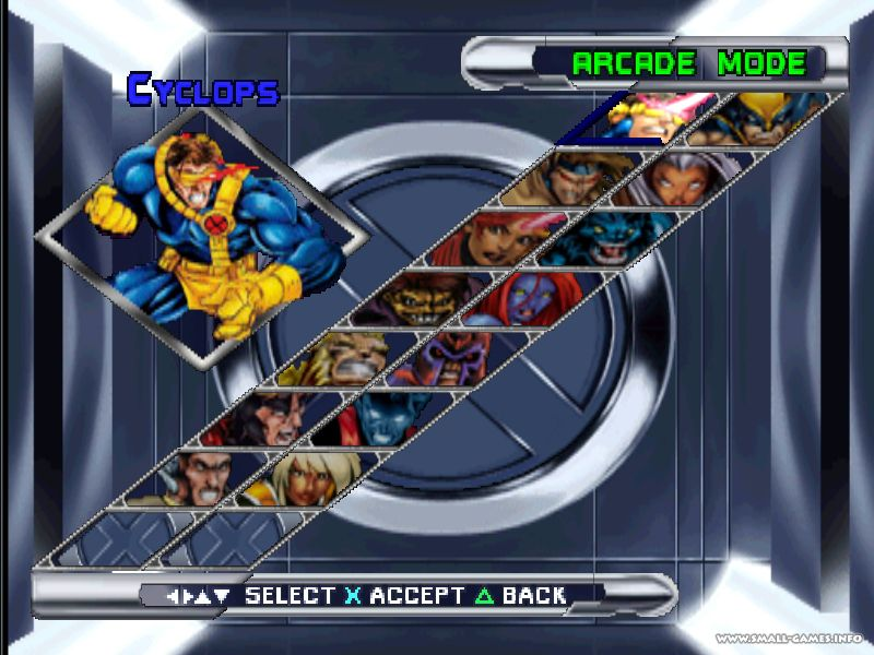 X-Men: Mutant Academy 2 - скачать игру