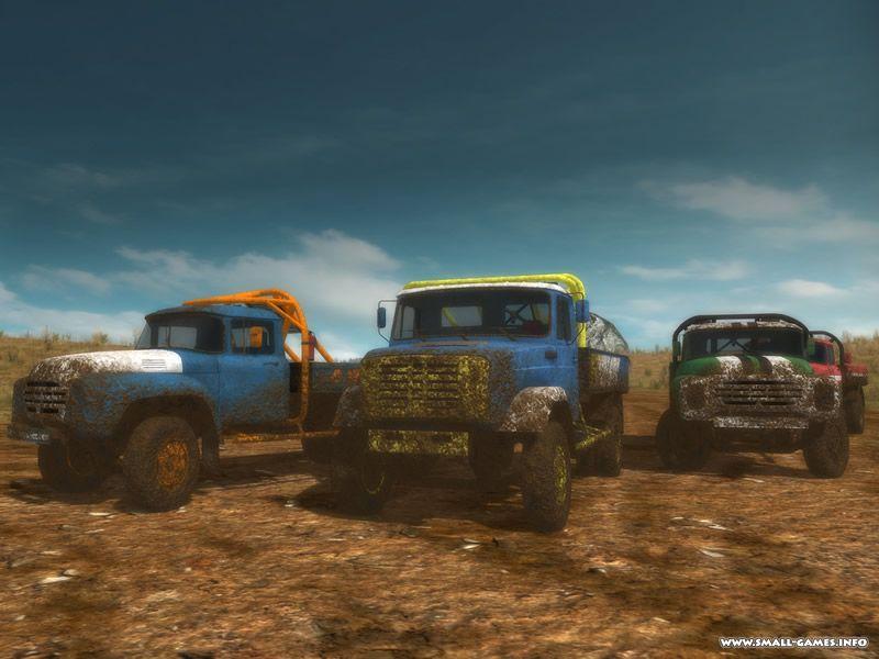 скачать игру зил грузовой автокросс через торрент - фото 5