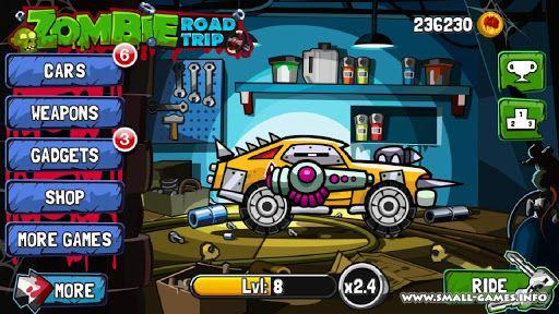 2 player road trip games