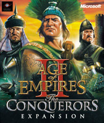 Age of Empires II: Conquerors Expansion/ Эпоха Империй 2: Завоеватели