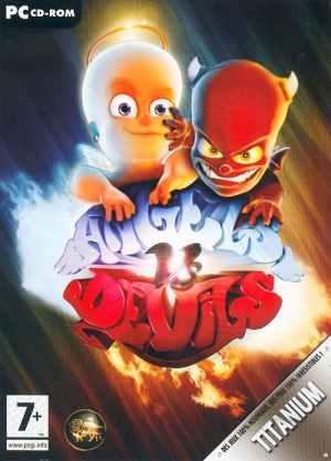 Игру Angels Vs Devils