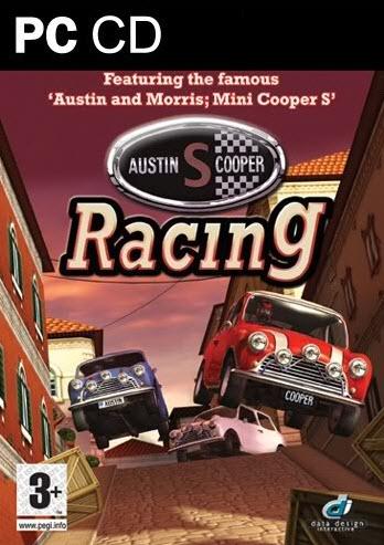 Austin Cooper S Racing скачать бесплатно полную версию