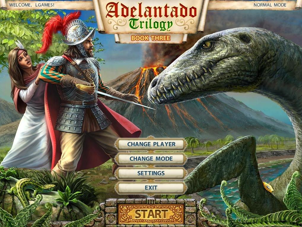Скачать игру трилогия аделантадо книга третья
