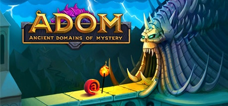 ADOM v3.3.4 (Ancient Domains Of Mystery)