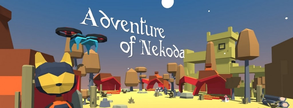 Adventure of NeKoda 3D v17.06.2019