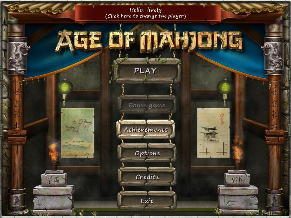 Age of Mahjong.