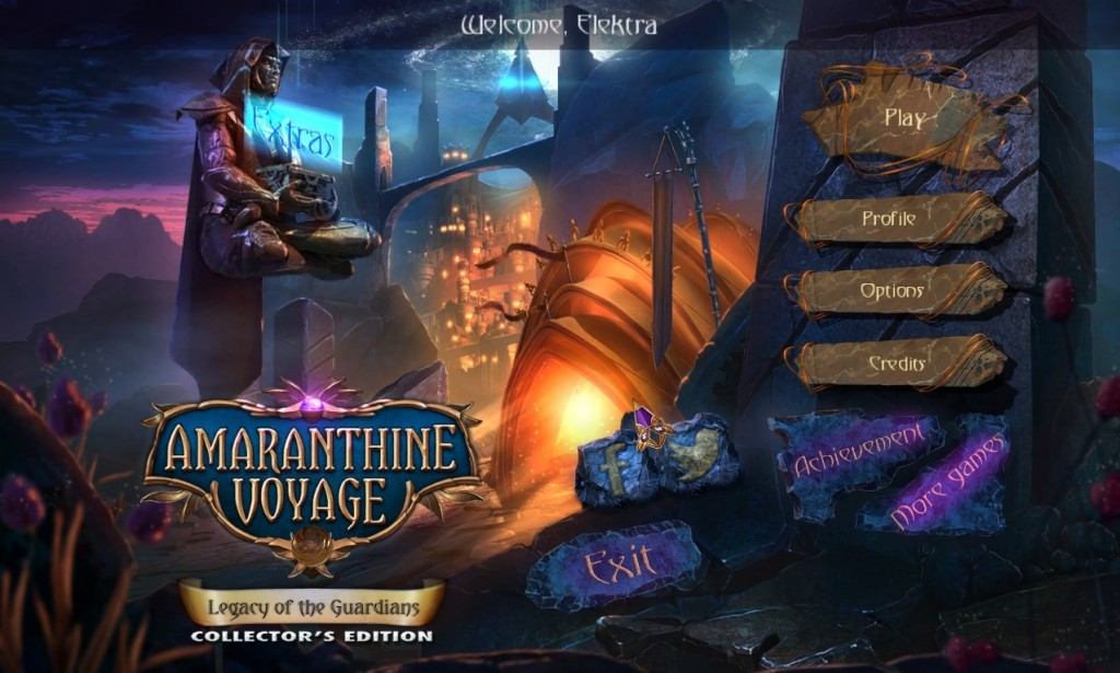 Amaranthine Voyage 7: Legacy of the Guardians Collector's Edition