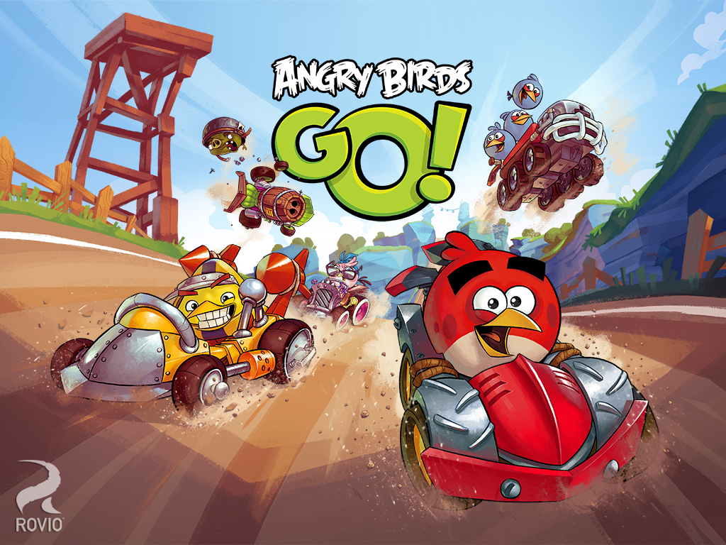 Angry birds android полная версия