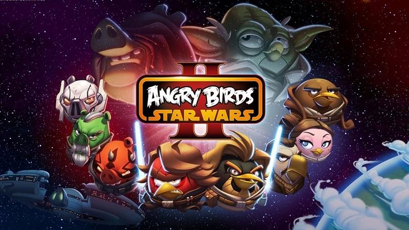 скачать игру Angry Birds Star Wars 2 на компьютер через торрент - фото 5