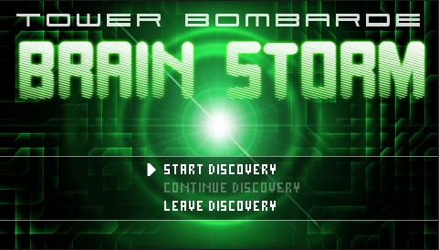 BRAIN STORM: Tower Bombarde