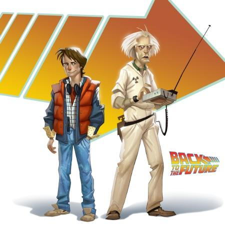 Back to the Future Ep 1 HD