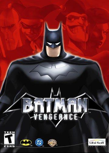 Скачать игру Бэтмен Vengeance