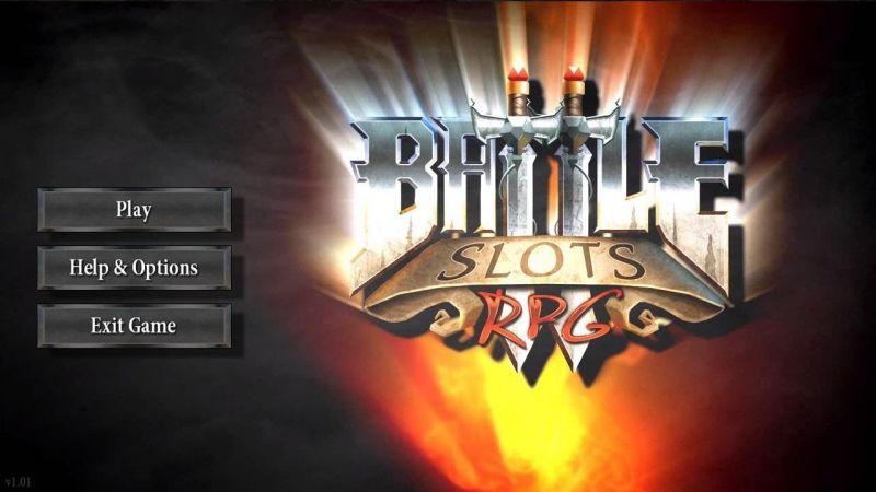 Battle slots rpg