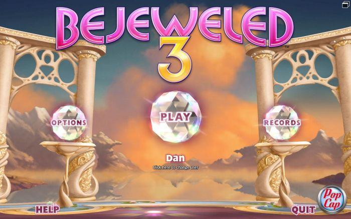 Игру Bejeweled 3