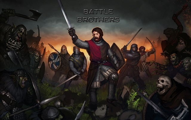 Battle Brothers v1.1.0.5 + Lindwurm DLC / + GOG v1.1.0.2 / + OST