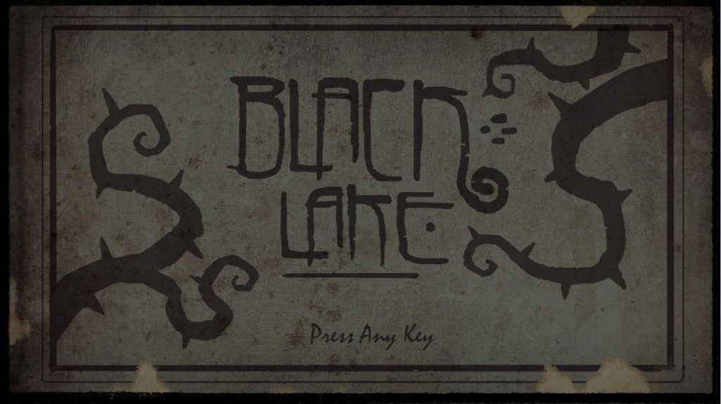 Black Lake [Prototype]