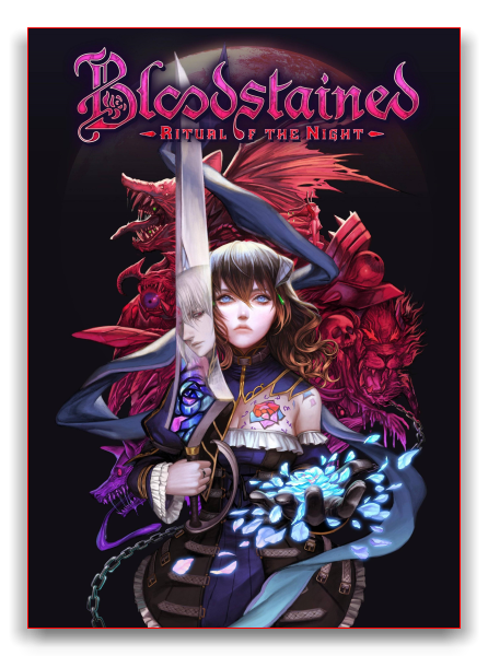 Bloodstained: Ritual of the Night v1.09 + DLC