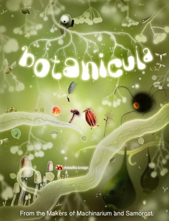 Botanicula (ботаникула) скачать игру на андроид бесплатно.