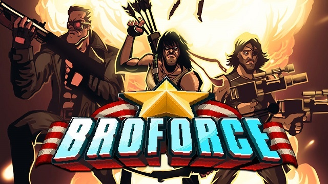 BroForce v15.05.2018 / + BroForce GOG v5399