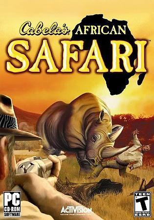 Тир fps 3d бродилки 1766 cabela s african safari