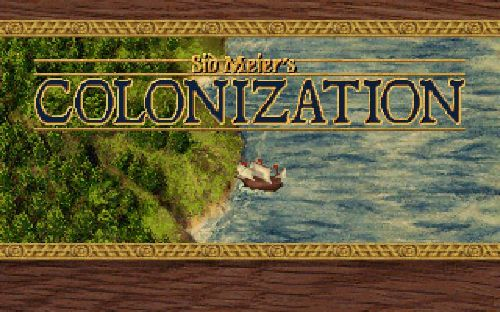 Sid Meier's Colonization / Колонизация / +GOG