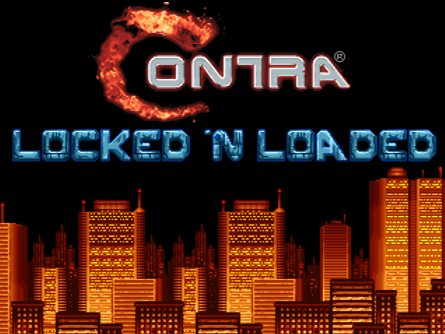 Contra: Locked 'N Loaded