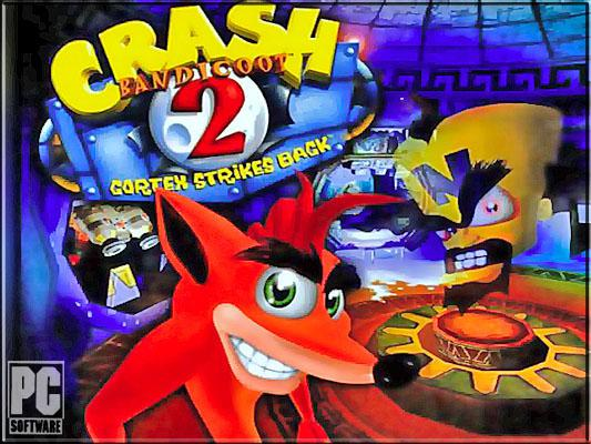 Crash Bandicoot 2 is bigger, bolder, and better than its predecessor.