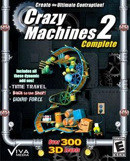 Crazy Machines 2: Complete