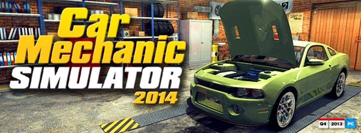 Car Mechanic Simulator 2014 v1.2.0.4 Complete Edition / Симулятор Автомеханика 2014 v1.0.6.0