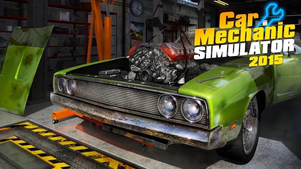 Car Mechanic Simulator 2015 Gold Edition v1.1.6.0 + All DLCs