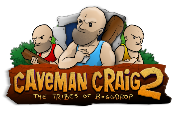 Caveman Craig 2: The Tribes of Boggdrop v1.2 [Steam Edition]